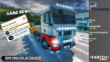 Truck Simulator Game News || Truck Simulator Eastern Roads|| universal truck simulator || Game news