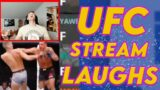 UFC Fighters Funny Moments on Livestream | UFC Fighters Playin Video Games (Max Holloway Pro Gamer?)
