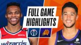 WIZARDS at SUNS | FULL GAME HIGHLIGHTS | April 10, 2021