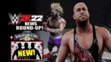 WWE 2K22 News! RVD & More Roster Additions, Official Footage Of New Wrestling Code & More Updates..