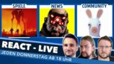 Was kann der Cyberpunk 2077-Patch, Outriders-Release und Aprilscherze – React Live ab 18:00 Uhr
