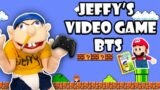 We Made Our Own JEFFY VIDEO GAME!! (BTS)