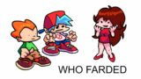 Who Farded [FNF ANIMATION]
