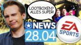 Wut um FIFA-Lootbox-Leak: EA lehnt alle Kritik ab – News