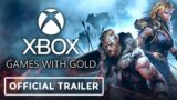 Xbox: April 2021 Games with Gold – Official Trailer