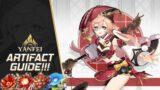 Yanfei Artifact Guide | Genshin Impact