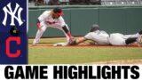 Yankees vs. Indians Game Highlights (4/25/21)   MLB Highlights