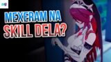 """NERFARAM"" a Rosaria de novo… | Genshin Impact"