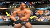10 Incredible Attention To Detail In WWE Video Games