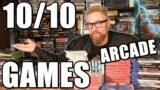 10/10 ARCADE VIDEO GAMES – Happy Console Gamer