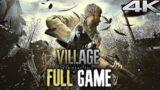 RESIDENT EVIL 8 VILLAGE Gameplay Walkthrough Part 1 FULL GAME (4K 60FPS RTX) No Commentary