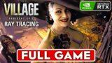 RESIDENT EVIL 8 VILLAGE Gameplay Walkthrough Part 1 FULL GAME [PC RTX 3090] – No Commentary