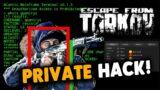 Escape From Tarkov Hack / Cheat EFT   AIMBOT   WALLHACK   MISC   STILL UNDETECTED