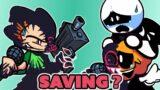 FRIDAY NIGHT FUNKIN' mod SKID & PUMP VS EVIL PICO DAY 3!!!