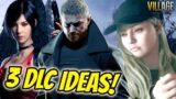 3 Resident Evil Village DLC Ideas (Rose/Chris/Ada)