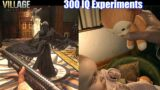 300 IQ Experiments in Resident Evil Village (RE8)