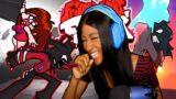 AGOTI GOT GIRLFRIEND HANGING ON FOR HER LIFE!!! | Friday Night Funkin [V.S AGOTI Full Week]