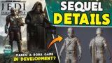 AMAZING NEWS – Star Wars Jedi: Fallen Order 2 Release Details + Mandalorian & Boba Fett Game Coming!