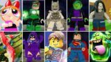 All Flying Characters in LEGO Videogames (Part 2)