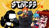 Also FNF Animation – Stress but it's poor version
