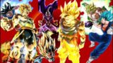 Anime References|Dragon Ball Legends|Real Anime Skill Video Games