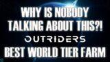 BEST WORLD TIER FARM / 4 RUNS=1TIER / OUTRIDERS