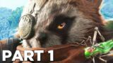 BIOMUTANT Walkthrough Gameplay Part 1 – INTRO (FULL GAME)