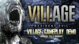 BURNING THE HOUSE DOWN | Resident Evil Village PS5 | VILLAGE DEMO