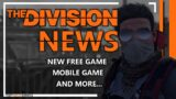 Big Division News, Heartland, Mobile Game and More…