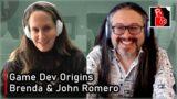Brenda & John Romero's Video Game Dev Origins – Retro Tea Break