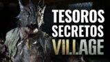 CONSIGUE TODOS LOS TESOROS SECRETOS EN RESIDENT EVIL 8 VILLAGE