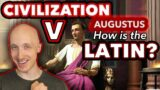 Civilization V: How is the Latin? Latin in Video Games. Penultimate Stress Rule EXPLAINED