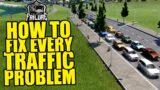Dealing with videogame traffic like a pro | Transport Fever 2 Japan episode 9