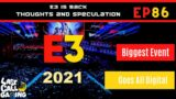 E3 Is Back And All Digital- LastCallGaming Ep86 Video Game Podcast