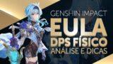 EULA! Build, melhor arma, habilidades e sinergias – Tudo sobre   Genshin Impact