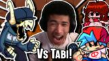EX BOYFRIEND GOT NOTHING ON ME! | VS Tabi Ex Boyfriend Friday Night Funkin Full Week!