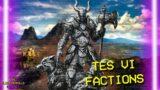 Elder Scrolls 6 Factions   The Elder Scrolls Podcast #45