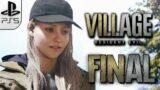 Escena FINAL de Resident Evil 8 Village