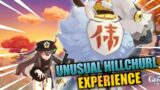 Every Travelers did when met Unusual Hillchurl   Genshin Impact