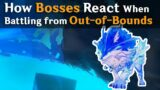 Fighting Bosses, Except We're Out-of-Bounds, in Genshin Impact