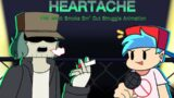 Friday Night Funkin' – HEARTACHE (FNF Animation Mod) FT. Garcello