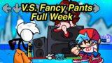 Friday Night Funkin Mod || V.S. Fancy Pants FULL WEEK [Fnf Mod]