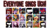 Friday Night Funkin' | Ugh, but every turn someone else sings it (Everyone sings Ugh, Part 3)