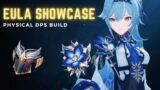Genshin Impact – Eula Physical DPS Showcase
