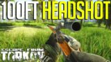 Grinding 100ft Rifle Headshots in Woods – Escape From Tarkov
