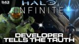 Halo Infinite gets Major Backlash from Games Media as Developer Speaks Out | The Truth about Halo
