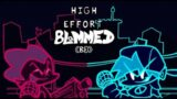 High Effort Blammed (Friday night Funkin')