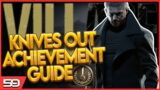 How To Unlock Knives Out Achievement Guide Resident Evil 8 Village!