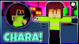 """How to get """"CHARA"""" BADGE in ONE OF MANY FNF ROLEPLAY   ROBLOX"""