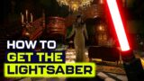 How to get the Lightsaber in Resident Evil Village